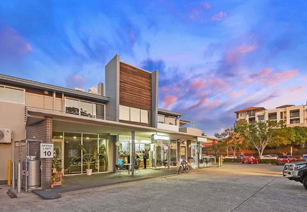 clayfield retail centre